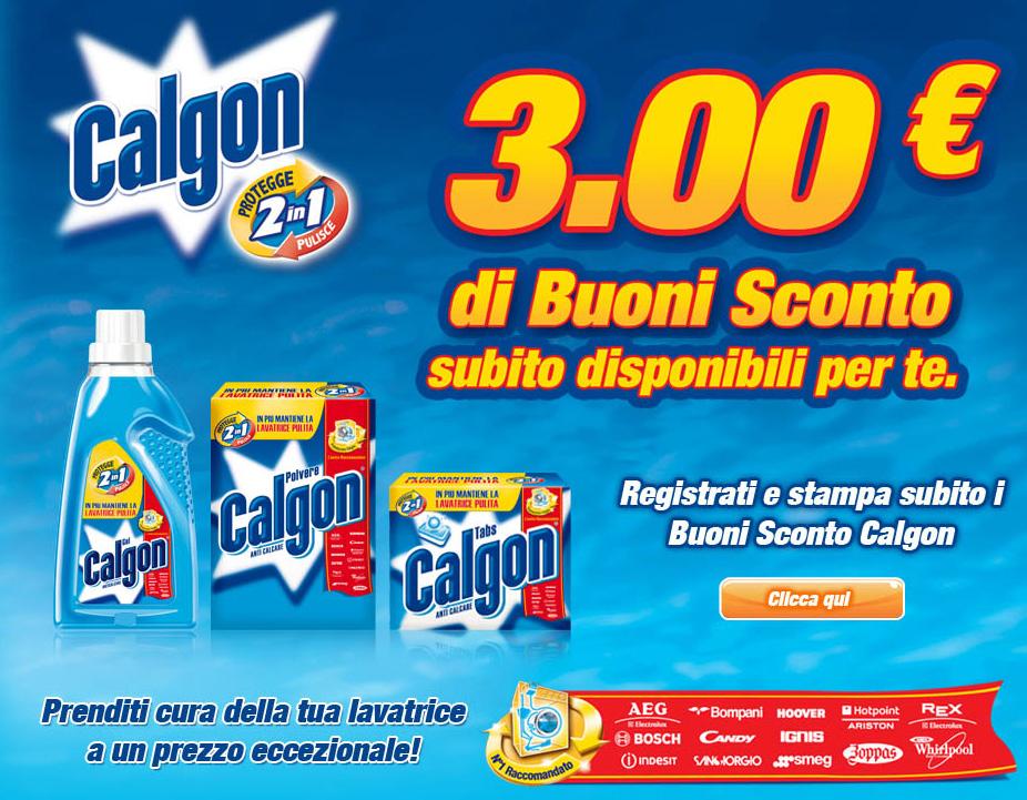 Calgon Buoni Sconto