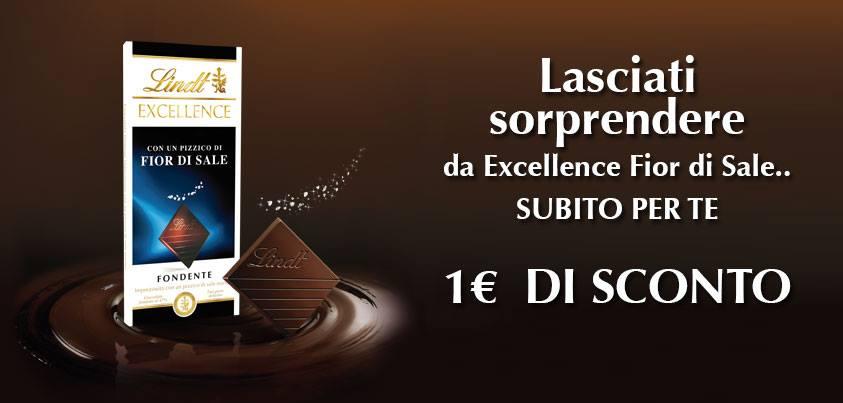 Buono Sconto Cioccolato Lindt