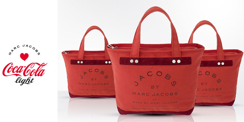 Coca-Cola light - Vinci una Borsa Marc Jacobs al giorno