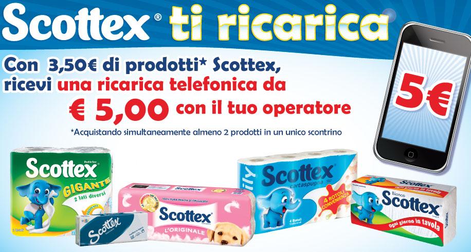 Scottex Ti Ricarica!