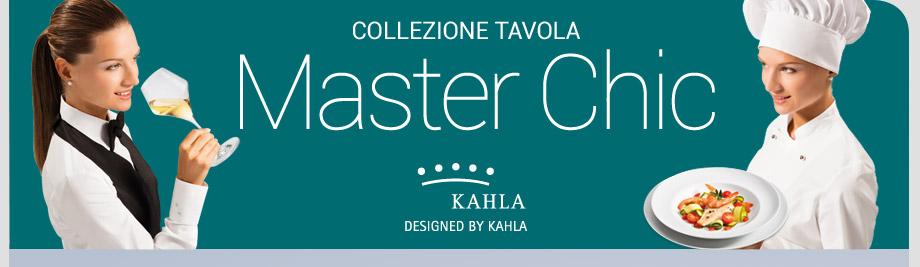 Simply Collezione Tavola Master Chic