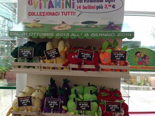 Unicoop Firenze Collezione Vitamini