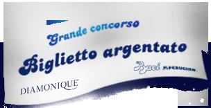 Baci Perugina Trova il biglietto Argentato e Vinci Gioielli Diamonique!