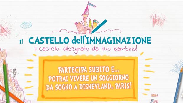 Disney Il Castello dell'Immaginazione