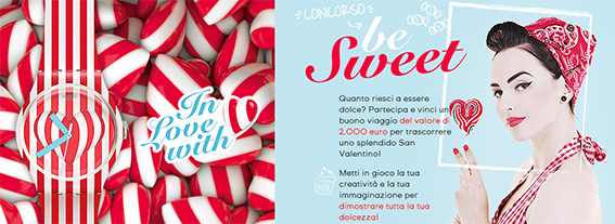 Swatch concorso Be Sweet