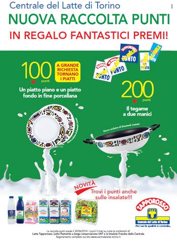 Raccolta Punti Centrale del Latte di Torino