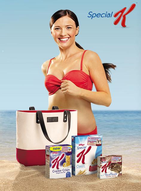 Kellogg's Special K ti Regala una Summer Bag