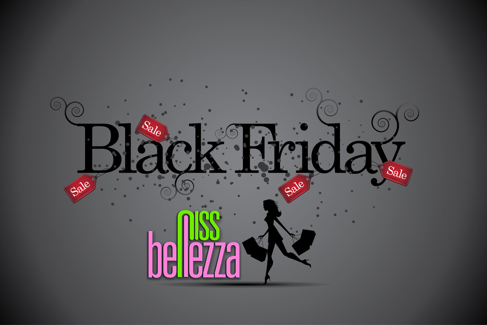 MissBellezza & BlackFriday: 24 ore per anticipare il Natale‏‏