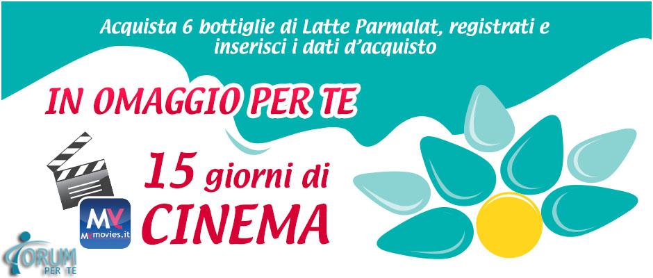 Concorso Parmalat Oggi Cinema