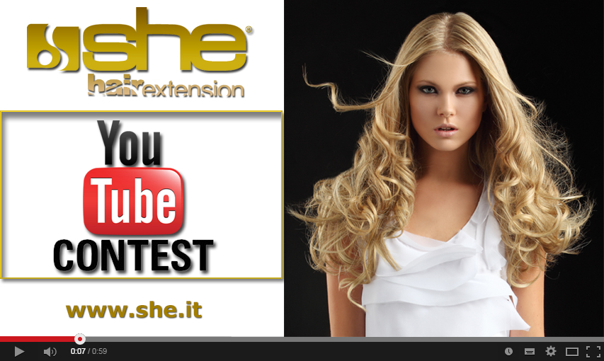 YouTube Contest She Hair Extension