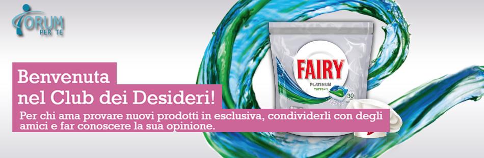 Desideri Magazine Fairy Platinum