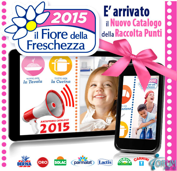 Parmalat Raccolta Punti 2015-2016