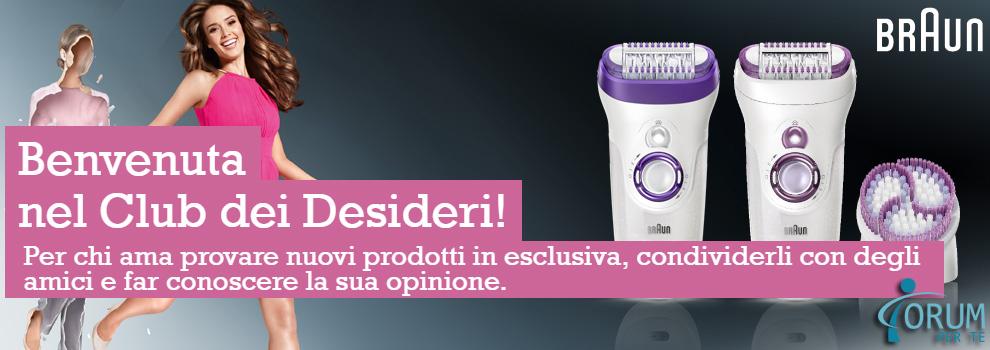 Desideri Magazine Braun Silk-épil 9