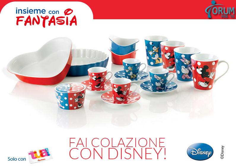 Auchan Insieme con Fantasia