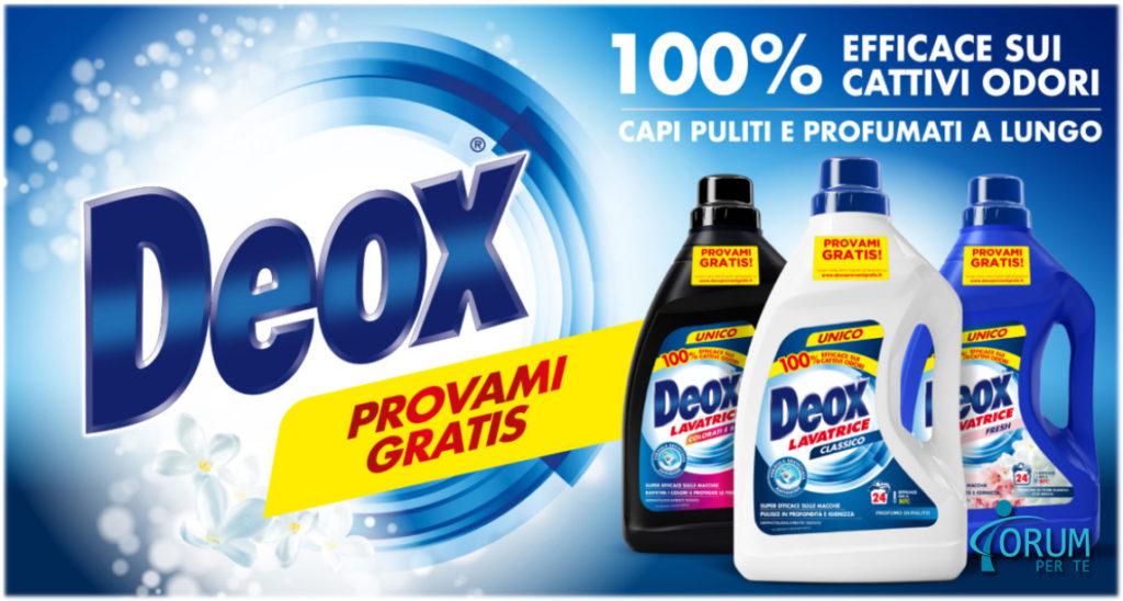 Deox Provami Gratis