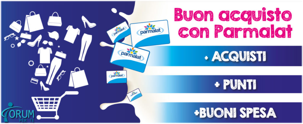 Raccolta Parmalat del Club Buon per Me!
